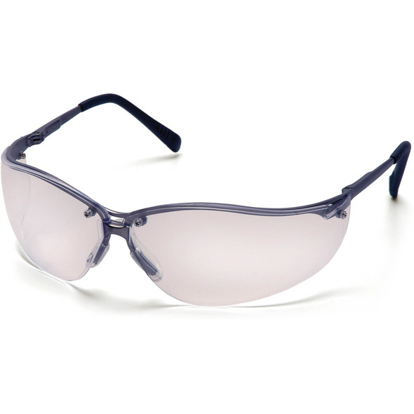 Pyramex V2 Metal Safety Glasses with Clear Lens SGM1810S