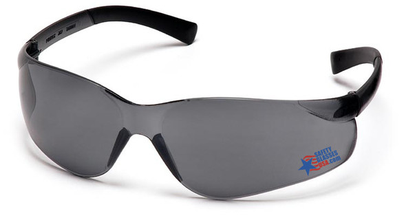 Pyramex Ztek Safety Glasses with Gray Lens and SGUSA Logo