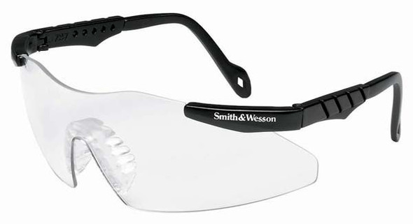 Smith & Wesson Mini Magnum Safety Glasses with Clear Lens 19822