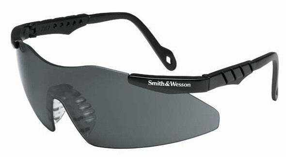 Smith & Wesson Mini Magnum Safety Glasses with Smoke Lens 19824