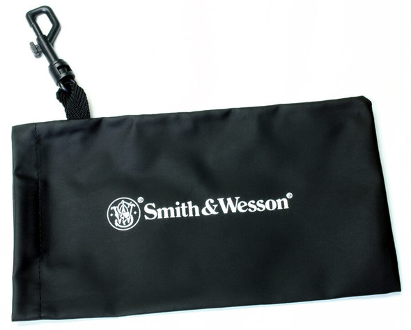 Smith & Wesson Carrying Sunglasses Pouch with Belt Clip