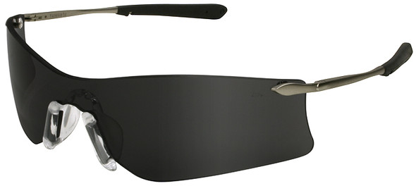 Crews Rubicon Safety Glasses with Gray Anti-Fog Lens T4112AF