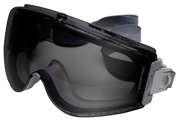 Uvex Stealth Goggle with Gray XTR Lens S3961C