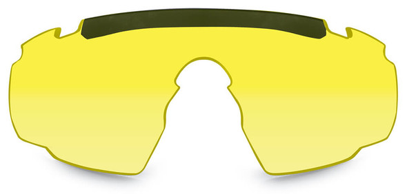 Wiley X Saber Advanced Pale Yellow Replacement Lens