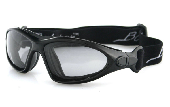 Bobster Road Master Photochromic Lens Motorcycle Sunglasses BDG001 Goggle View