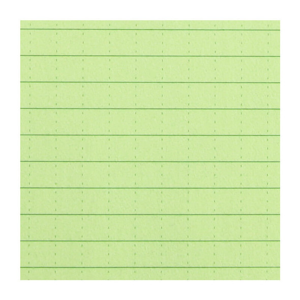 Rite In The Rain Stapled Mini-NoteBook Green 3PK - Interior Paper