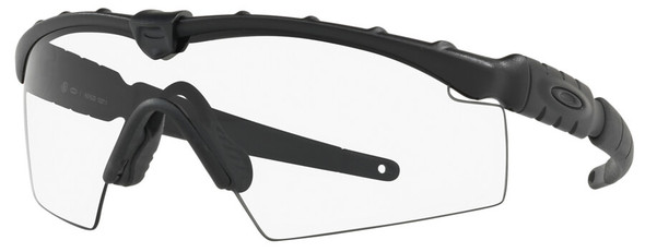 Oakley SI Industrial Ballistic M Frame 2.0 with Matte Black Frame and Clear Lens