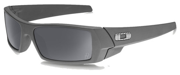 Oakley SI Daniel Defense Gascan with Tornado Frame and Black Iridium Lens