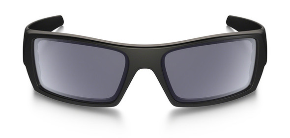 Oakley SI Thin Blue Line Gascan with Black Frame and Grey Lens Front
