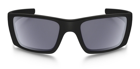 Oakley SI Thin Blue Line Fuel Cell with Black Frame and Grey Lens Front