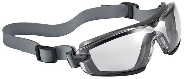 Bolle Cobra TPR Goggle Gray Frame Clear Platinum Anti-Fog Lens 40246