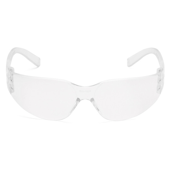 Pyramex S4110SUC Intruder Safety Glasses Front View