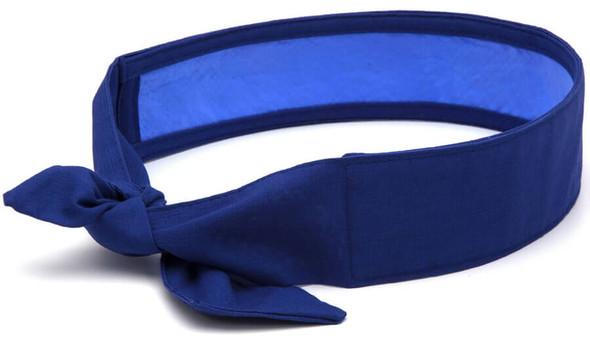 Pyramex Blue Cooling Bandana