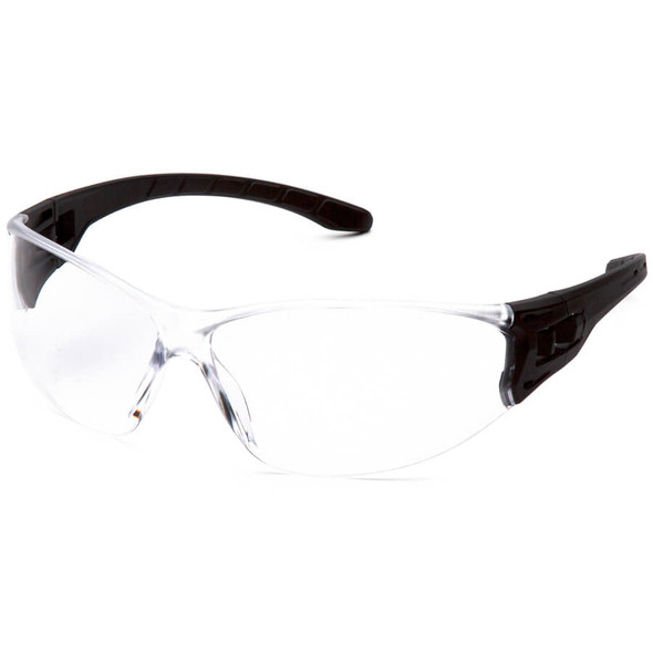 Pyramex Trulock S9510SMP Dielectric Safety Glasses Multi-Pack with Assorted Temples and Clear Lens
