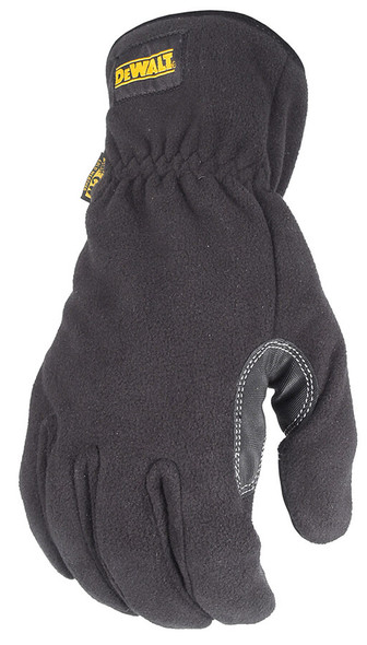 DeWalt DPG740 Mild Condition Fleece Performance Glove with Palm Protection - Top