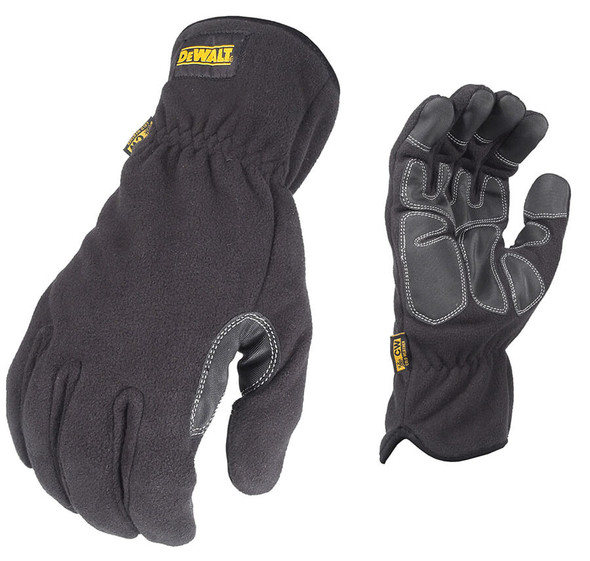 DeWalt DPG740 Mild Condition Fleece Performance Glove with Palm Protection