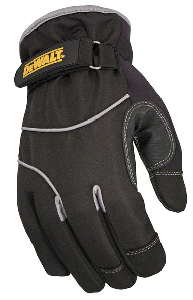DeWalt DPG748 Thinsulate Wind & Water Resistant Cold Weather Work Glove - Top