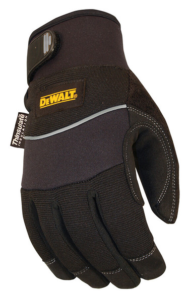 DeWalt DPG755 Harsh Condition Work Glove with Thinsulate Hipora Thermal Liner - Top
