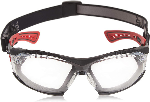 Bolle Rush Plus 40252 Safety Glasses Front View