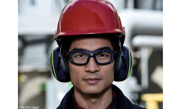 Bollle Baxter Safety Glasses Model