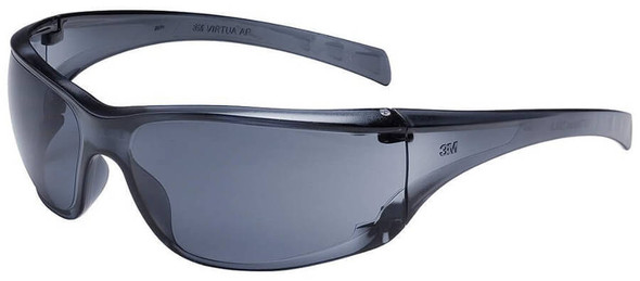 3M Virtua AP Safety Glasses with Gray Anti-Fog Lens 11848