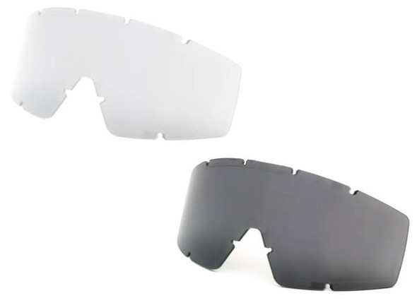 Uvex XMF Tactical Goggle Replacement Lens