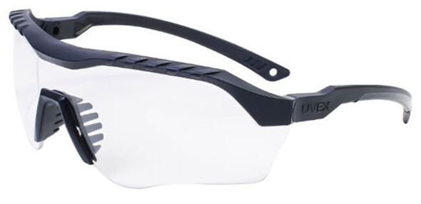Uvex XMF Tactical Safety Glasses with Clear Lens