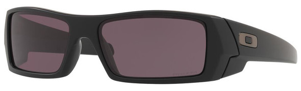 Oakley SI Gascan Sunglasses with Matte Black Frame and Prizm Grey Lens