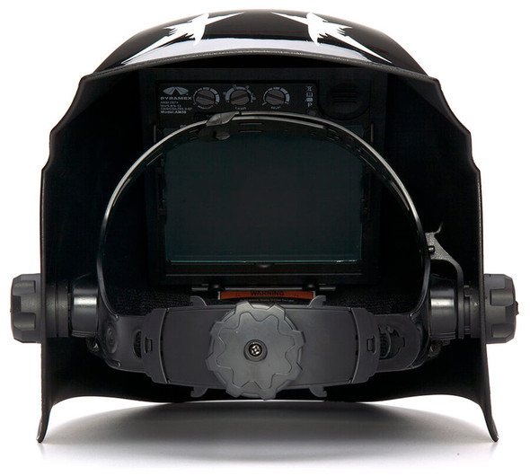 Pyramex Leadhead WHAM30 Series Auto-Darkening Welding Helmet