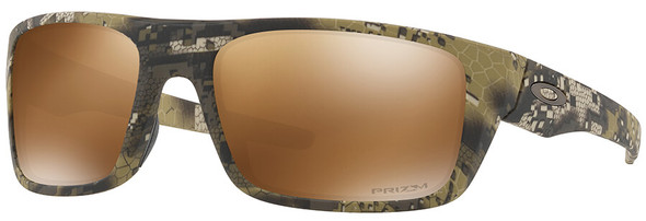 Oakley SI Drop Point Sunglasses with Desolve Bare Frame and Prizm Tungsten Polarized Lens