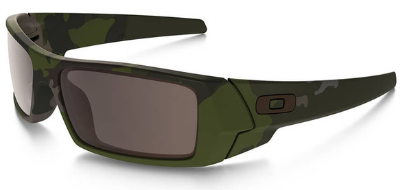 Oakley SI Gascan Sunglassess with Multicam Tropic Frame and Grey Lens