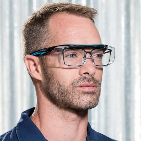 Bolle Tryon OTG 40306 Safety Glasses Model