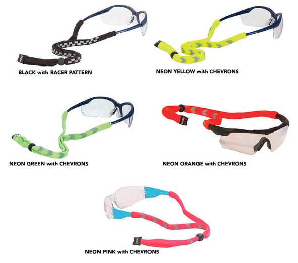 Chums Reflective Original Cotton Eyewear Retainers