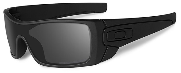 Oakley SI Blackside Batwolf with Black Frame and Prizm Black Polarized Lens