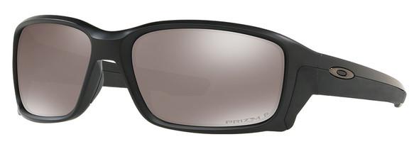 Oakley SI Straightlink with Matte Black Frame and Prizm Black Polarized Lens