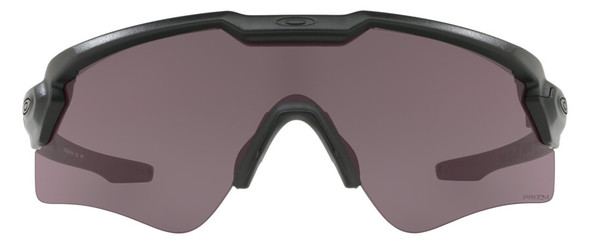 Oakley SI Ballistic M Frame Alpha with Black Frame and Prizm Grey Lens - Front