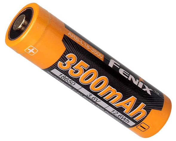 Fenix ARB-L18-3500 High-Capacity 18650 Battery