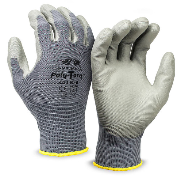 Pyramex GL401 Series Poly-Torq Gloves