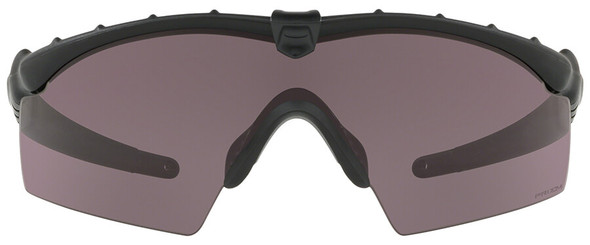 Oakley SI Ballistic M Frame 2.0 with Matte Black Frame and Prizm Grey Lens - Front