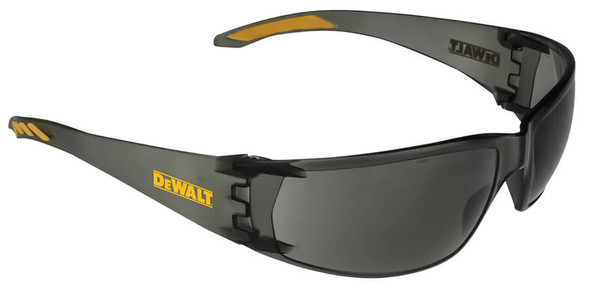 DeWalt Rotex Safety Glasses with Smoke Lens