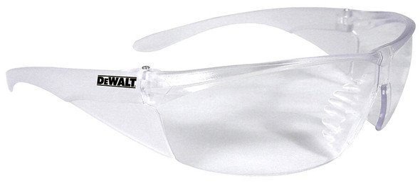 DeWalt Structure Safety Glasses with Clear Lens