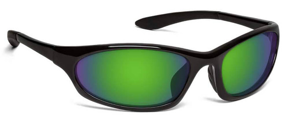 ONOS Grand Lagoon Polarized Bifocal Sunglasses with Amber Green Mirror Lens