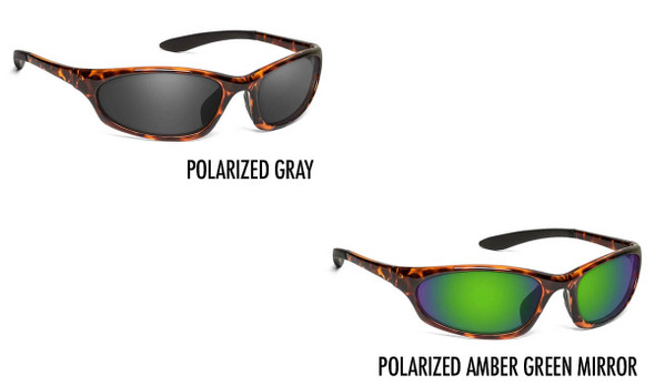 ONOS Ocracoke Polarized Bifocal Sunglasses - 2 Lens Color Options