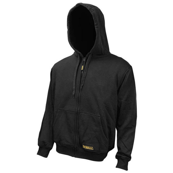 DeWalt DCHJ067B Unisex Black Heated Hoodie Sweatshirt Bare
