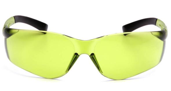 Pyramex Ztek Safety Glasses with 1.5 IR Filter Lens - Front