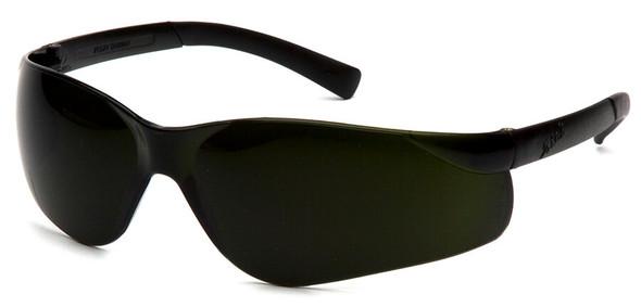 Pyramex Ztek Safety Glasses with 5.0 IR Lens S2550SF
