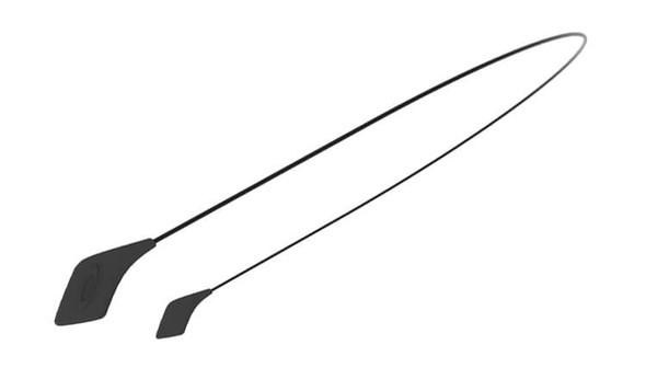 Oakley SI Sunglass Small Leash Kit, Black