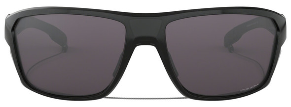 Oakley SI Split Shot Sunglasses with Black Ink Frame and Prizm Grey Lens - Front