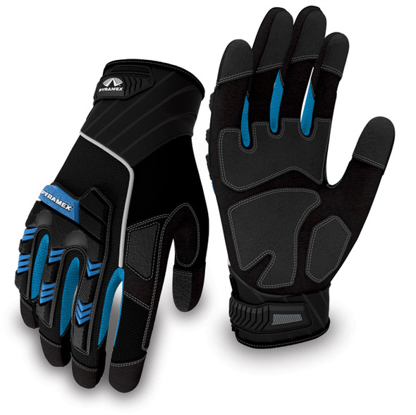 Pyramex GL201 Heavy Duty Impact Gloves