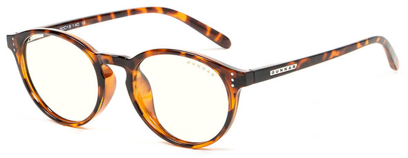 Gunnar Attache Computer Reading Glasses with Tortoise Frame and Clear Lens